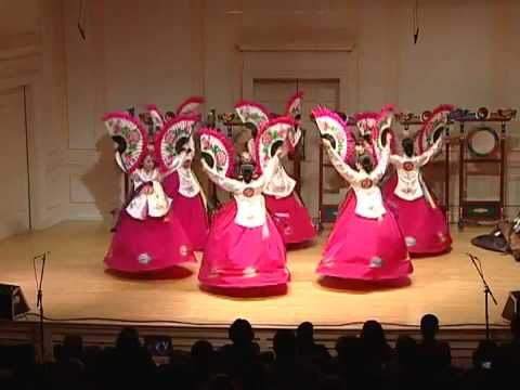 Sounds of Korea: Traditional Music & Dance from New York