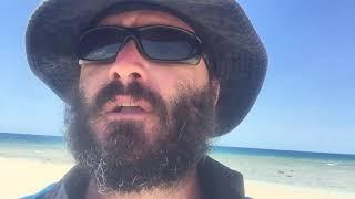 Sun bathe nude on this Cay.
