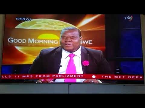 Good Morning Zimbabwe, Zimbabwe's National TV's Morning Show