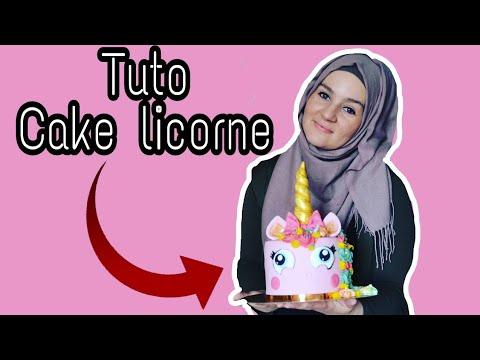 Gâteau Licorne Kawaii Unicorn Cake Kawaii Youtube