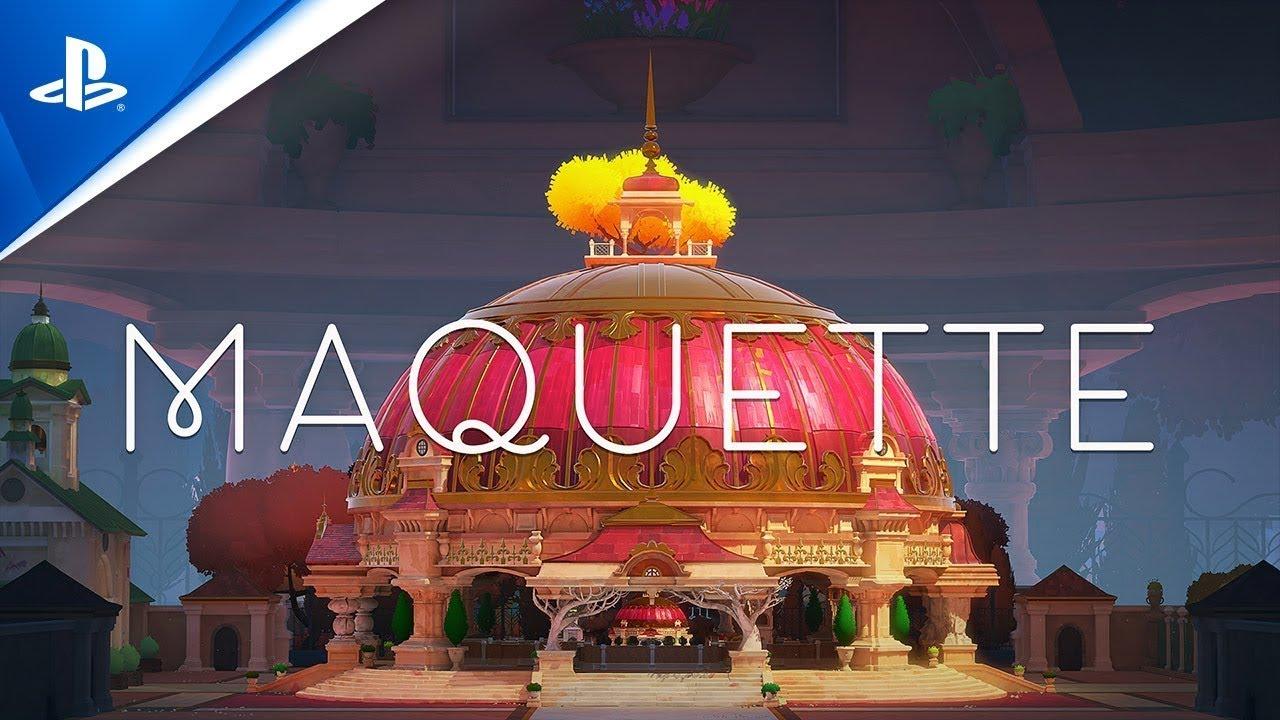Maquette – Trailer în premieră