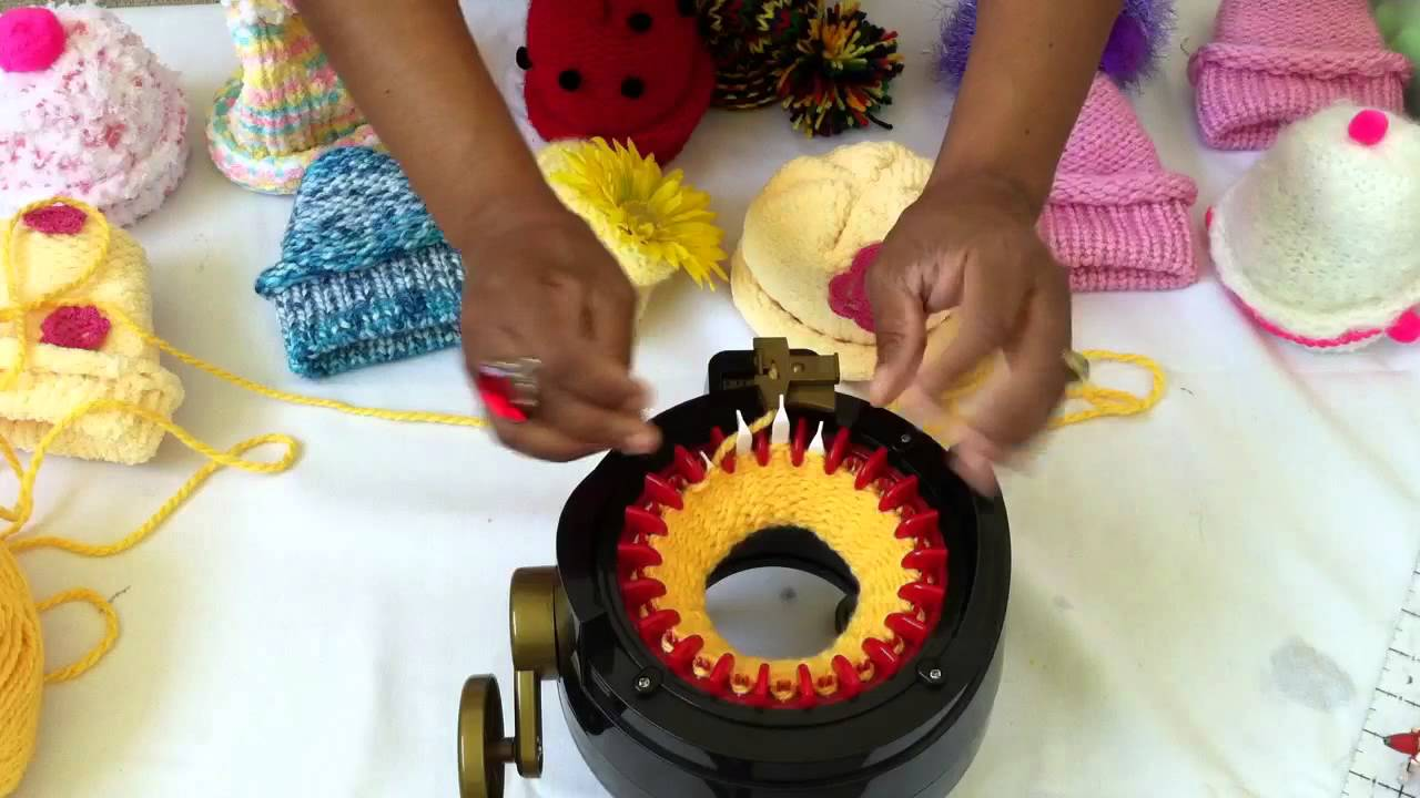 Knitting Machine For Sale South Africa : Knitting machine make extra income youtube