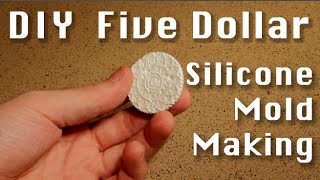 Ready Ward - One Part Mold Making for Five Dollars or Less