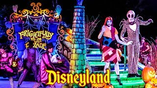 Frightfully Fun Parade 2018 - Mickey's Halloween Party Disneyland