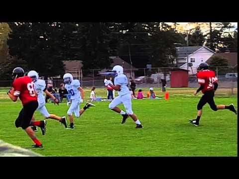 Gabe monster tackle