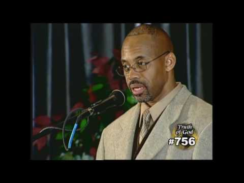 Apostle Gino Jennings - Is Jesus all man or all God?, Is God the black man?, Who is God?