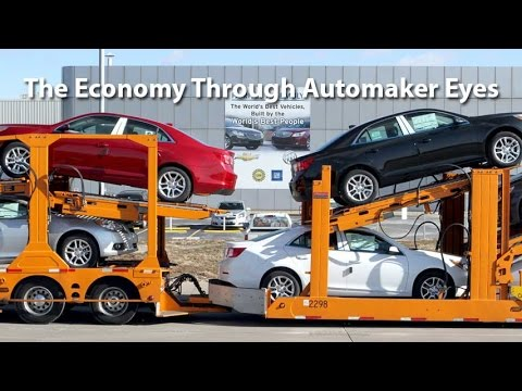 The Economy Through Automaker Eyes - Autoline This Week 2005