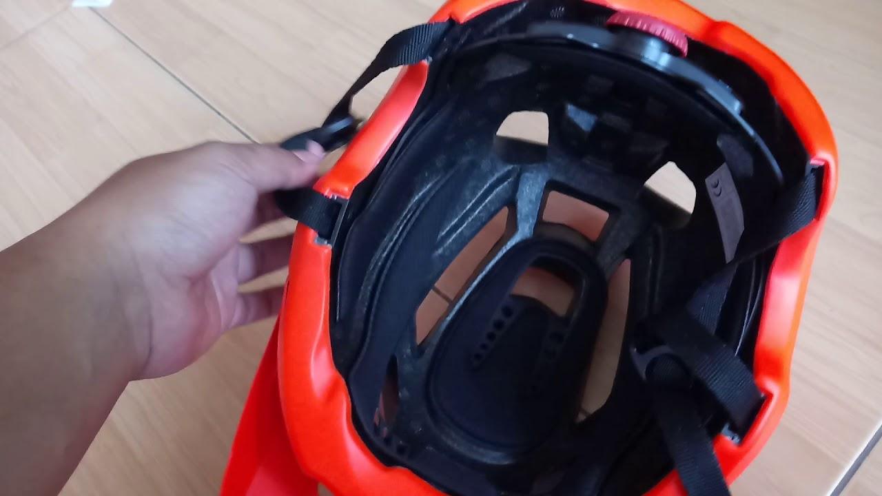 Review Helm Sepeda Lixada