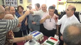 Amendolara en Buenos. Aires. 25 años del Círculo de Amendolara