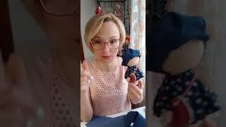 Шьем кепку кукле