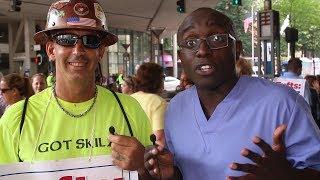 BOSTON NURSES STRIKE | TUFTS MEDICAL CENTER