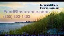 Farquhar & Black Insurance | Personal Auto Insurance | MA