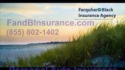 Farquhar & Black Insurance   Personal Auto Insurance   MA