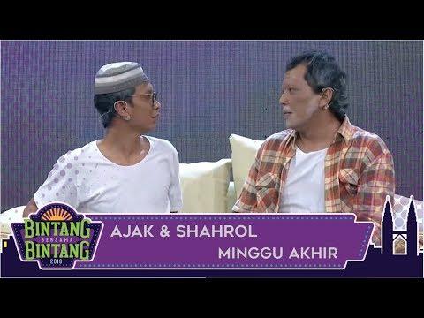 Ajak & Shahrol | Bintang Bersama Bintang Akhir