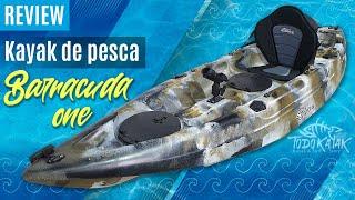"""Vídeo: Kayak de Pesca """"Barracuda ONE"""""""