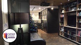 Дизайн-проект квартир в СПб / Ремонт квартири під ключ Пітер