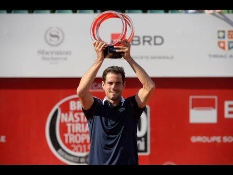 Guillermo García-López vs. Jiri Vesely- Final ATP 250 de Bucarest [Highlights]