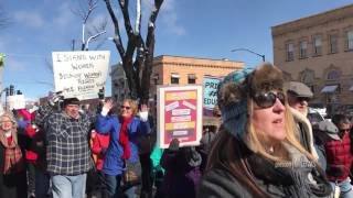 Women's March in Prescott, Arizona