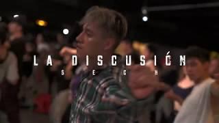 La discusión - SECH - Diego Vazquez