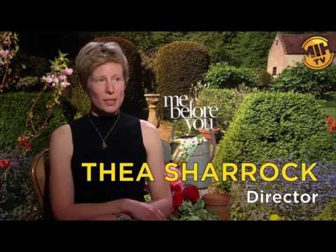Me Before You interview: Director Thea Sharrock