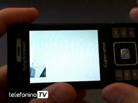 Sony Ericsson C905 videoreview da telefonino.net