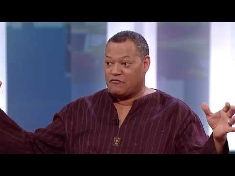 Laurence Fishburne Interview on George Stroumboulopoulos Tonight
