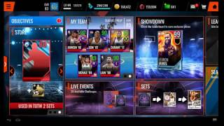 Nba live mobile Livestream after an eternity!!!
