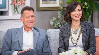 Catherine Bell & James Denton talk season 5 of Good Witch - Home & Family