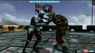 Deadliest Warrior Legends Arcade Playthrough Requested HD 720p