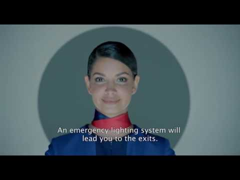 LATAM Safety Video / 767-300ER