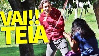 MIXREYNOLD -  PEGADINHA HOMEM ARANHA NA VIDA REAL! (SPIDERMAN IN REAL LIFE PRANK! )