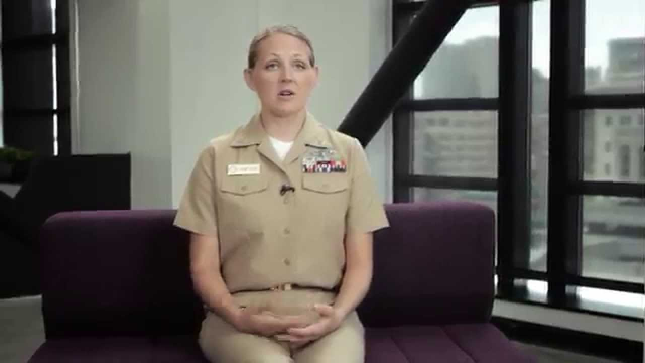 Chief Gordon, Cryptologic Technician -- Language Immersion - YouTube