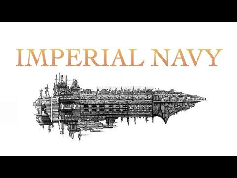 40 Facts and Lore about the Imperial Navy Warhammer 40k