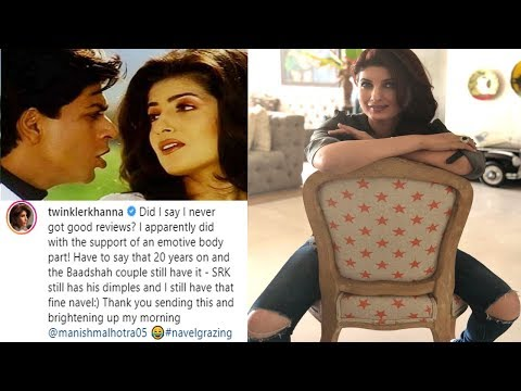 Twinkle Khanna shares hilarious review of 'Baadshah' Mp3