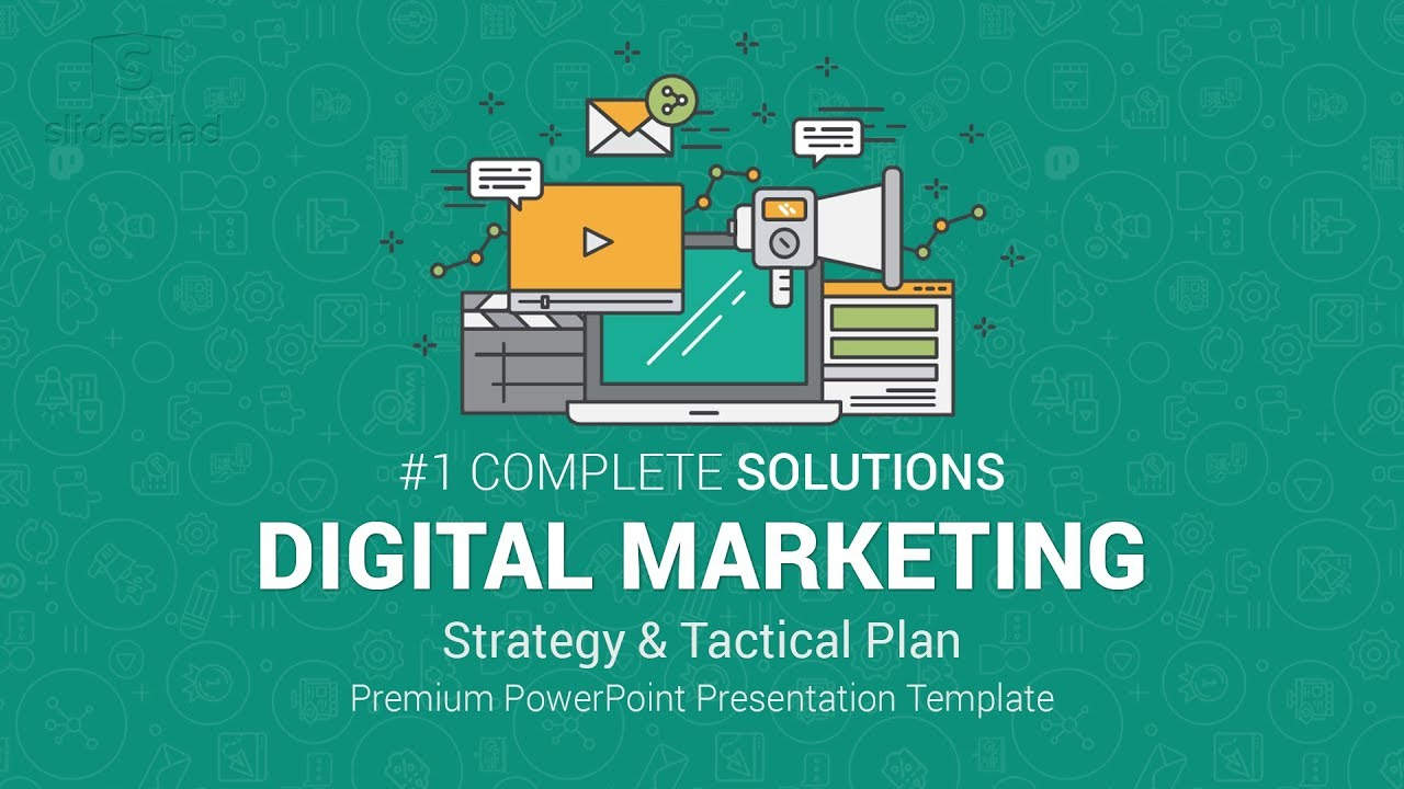 Best Digital Marketing Powerpoint Ppt Templates And Infographics Strategy And Plan