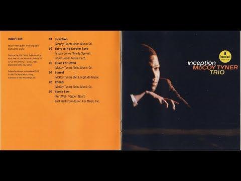 McCoy Tyner - Inception (Full Album)
