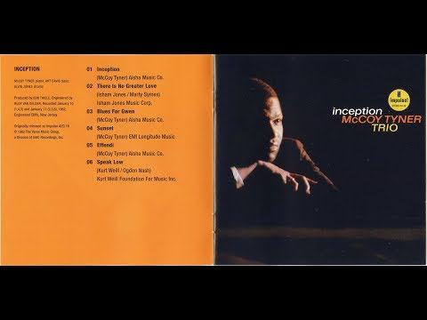 McCoy Tyner - Inception (Full Album)