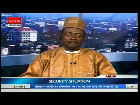 Why Cameroon Was Not Part Of International Task Force - Maku Pt.1