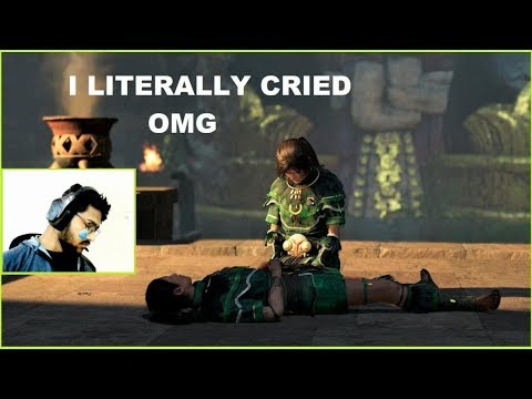 I AM LITERALLY CRYING😭  || SHADOW OF TOMB RAIDER || PART #11