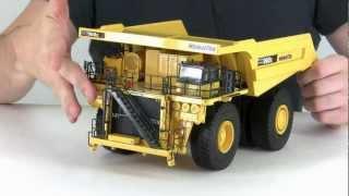 Komatsu 960E-2K Dump Truck - First Gear 50-3244 Demo