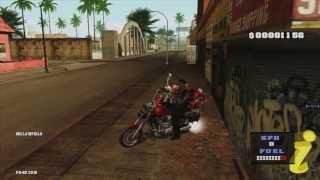 Harley Davidson Sound Mod - GTA San Andreas