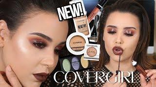 NEW! Covergirl Melting Pout Matte Lipsticks, Highlighters + MORE! | MakeupByAmarie