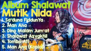 Download Lagu Shalawat Dangdut Mutik Nida Full Album mp3