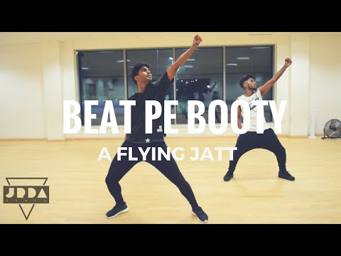 Beat Pe Booty - A Flying Jatt | DANCE COVER |...