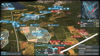 Wargame Airland Battle -01- Replay commenté [FR]