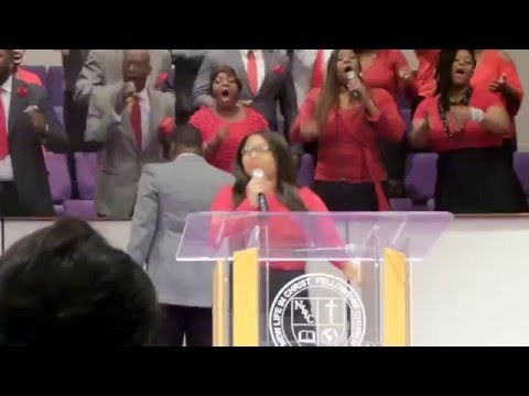 """NLIC Choir """"Bless Thou The Lord Oh My Soul / He"""