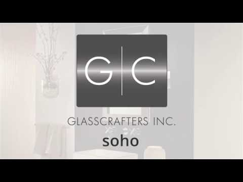 SoHo Mirrored Medicine Cabinet by Glasscrafters Inc