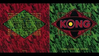 Kong - Push Comes To Shove [Full Album]