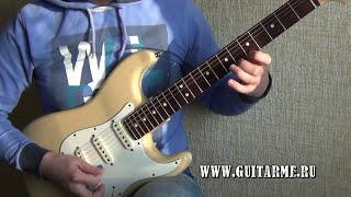 ЗОЛОТОЕ УПРАЖНЕНИЕ для игры медиатором / видео уроки гитары - ЗАРЯДКА ГИТАРИСТА, урок 3