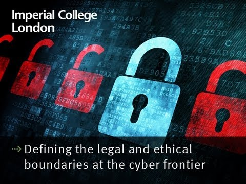 Defining the legal and ethical boundaries at the cyber frontier